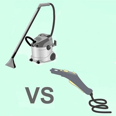 Що краще – миючий пилосос чи пароочищувач: 4 відмінності, порівняння та поради щодо вибору