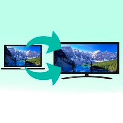 Телевизор в качестве монитора - можно ли использовать: 4 действия для подключения