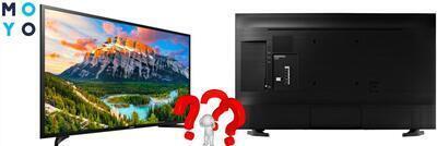 Как узнать модель телевизора Самсунг,  LG, SONY, PHILIPS: 5 подсказок