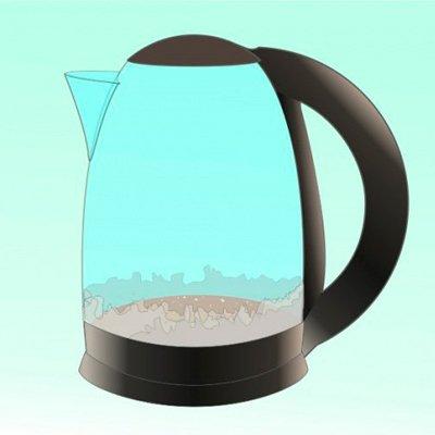Як очистити чайник від накипу всередині: 7 ефективних способів