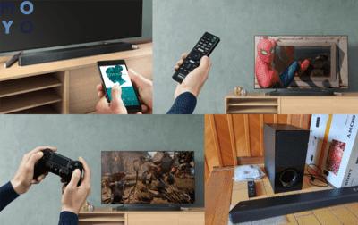 Як вибрати саундбар: ТОП-9 звукових панелей для ТВ