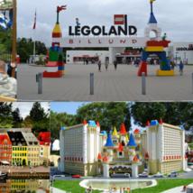 Тематические парки Legoland: 8 самых мега популярных на планете