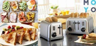 Тостер или сэндвичница — что лучше: 10 параметров выбора себе в помощь