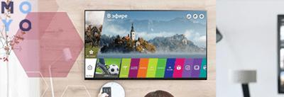 «Серые» телевизоры LG прекращают транслировать SMART TV