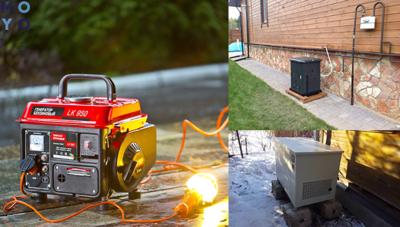 Как выбрать генератор: 7 параметров