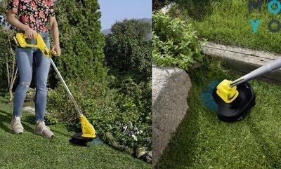 ТОП-10 мотокос и садовых триммеров: обзор формата «какая лучше»