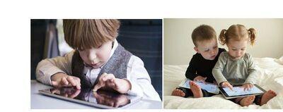 Развивающие планшеты для детей: 5 странных фактов
