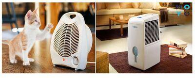 Що краще – тепловентилятор чи конвектор: 4 тези для роздумів