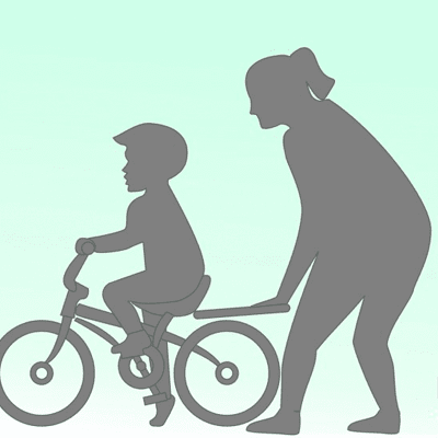 Як відрегулювати дитячий велосипед: 4 кроки