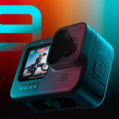 GoPro Hero 9: полный обзор крутой экшн-камеры 2020 года