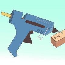 Как пользоваться клеевым пистолетом: инструкция в 5 пунктах