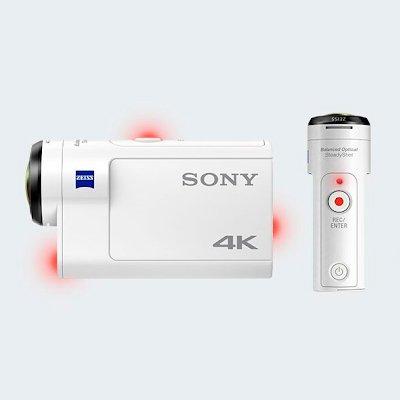 SONY FDR-X3000: обзор с пристрастием 5 характеристик