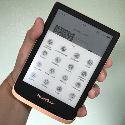 Pocketbook 632 Touch HD 3: обзор и 9 аховых приложений