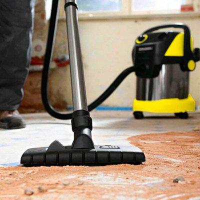 Как выбрать строительный пылесос: 4 характеристики, которые не стоит игнорировать