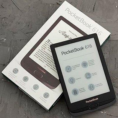 PocketBook 616 огляд: 5 фішок найдоступнішої моделі з підсвічуванням