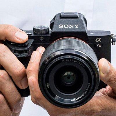 Sony Alpha A7 II: огляд і 24.3 мегапікселя краси