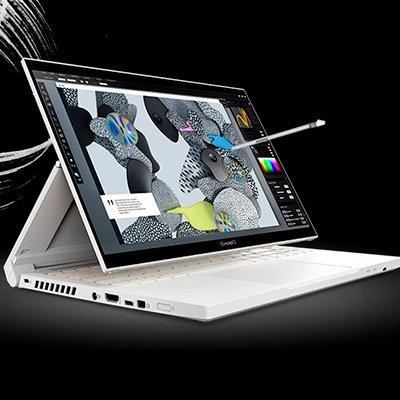 Ноутбук для дизайнера: топ 5 устройств «на стиле»
