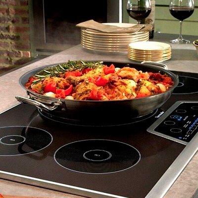 Какая посуда подходит для индукционной плиты, Или какой сказать 4 твердых «ДА»