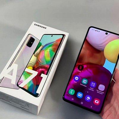 Samsung Galaxy А71: обзор и 8 позитивных моментов