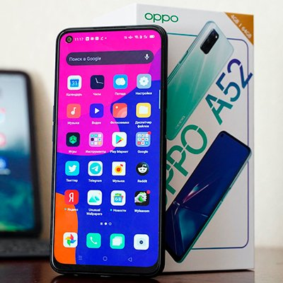 ОРРО А52: обзор 10 параметров, на которых держится авторитет смартфона