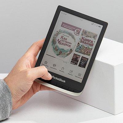 PocketBook 633 Color: обзор 6 характеристик