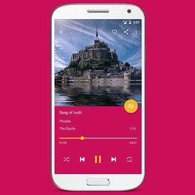 Кращі музичні плеєри для Android: топ-10
