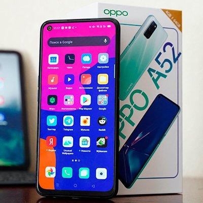 ОРРО А52: огляд 10 параметрів, на яких тримається авторитет смартфона