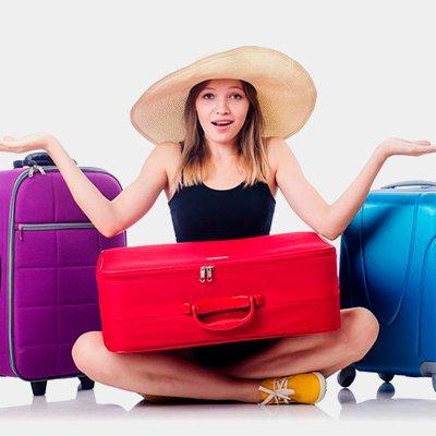 Як вибрати валізу: 7 основних критеріїв