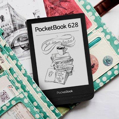 Pocketbook 628: огляд 7 особливостей і переваг моделі