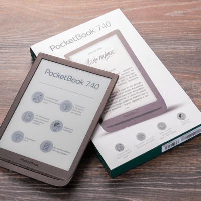 Pocketbook 740 Pro: огляд 8 кращих характеристик і порівняння продуктивності