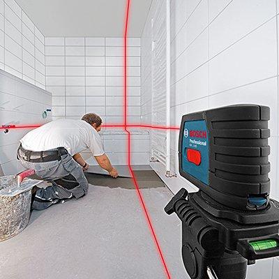 Як користуватися лазерним рівнем: способи застосування для 8 випадків