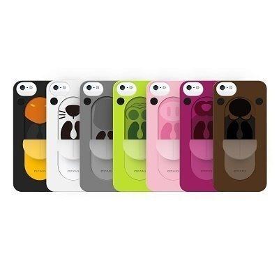 Чехлы OZAKI O!coat FaaGaa for iPhone 5/5S: поздравь свой любимый iPhone