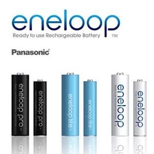 У мережі MOYO з'явилися японські акумулятори Eneloop