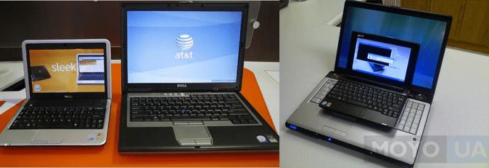 разница между ноутбуком и нетбуком