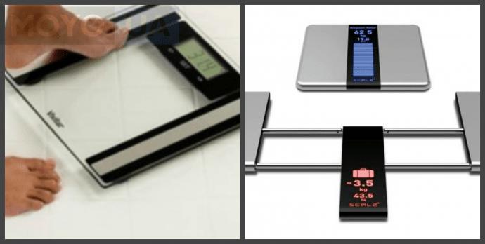 Весы с объемом памяти