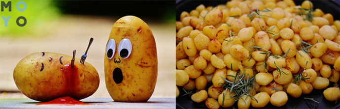 как необычно приготовить картошку в духовке