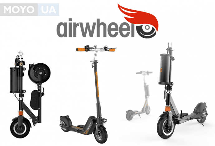 Электросамокат AIRWHEEL