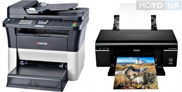 Какой фирмы выбрать принтер, МФУ