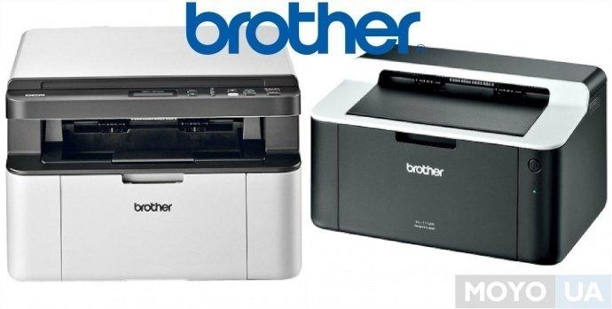 МФУ и принтер Brother