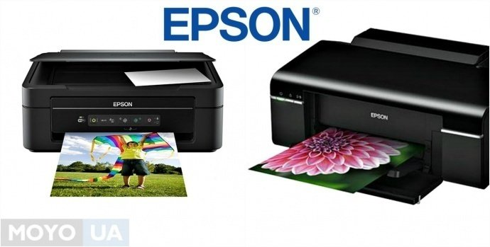 Принтеры и МФУ Epson