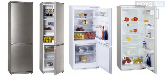 лучшие холодильники Атлант