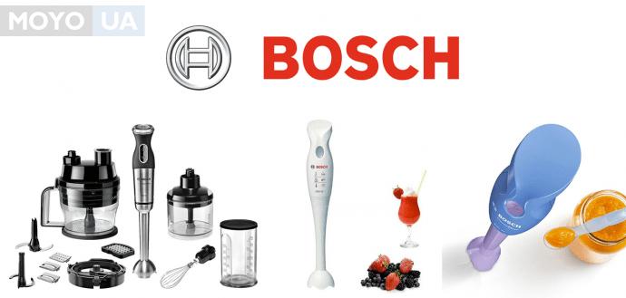 Блендеры Bosch