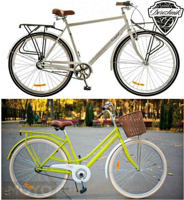 Велосипеды марки Dorozhnik