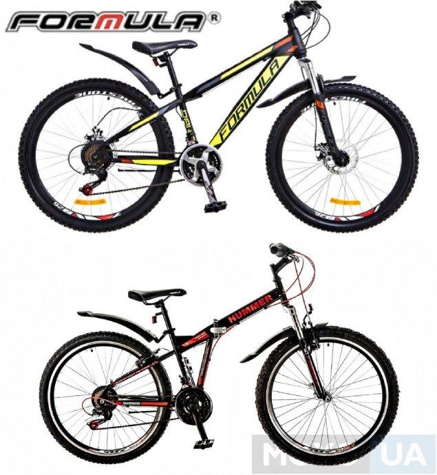 Велосипеды бренда Formula
