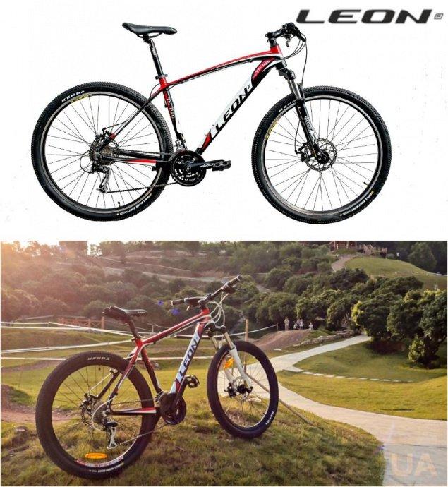 Велосипеды бренда Leon