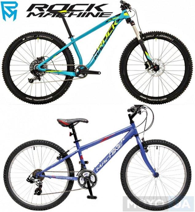 Велосипеды бренда Rock Machine