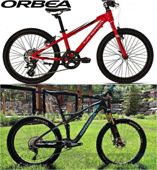 Велосипеды от бренда Orbea
