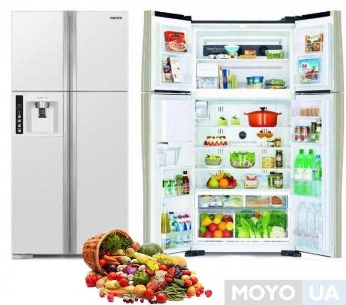 Холодильник Hitachi R-W660
