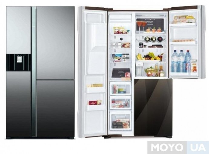 Холодильник Hitachi R-M700AGPUC4XMIR
