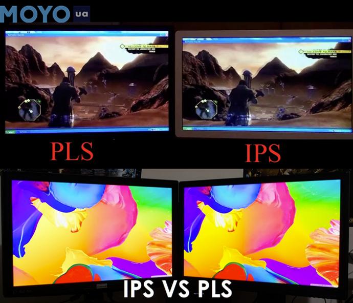 IPS vs PLS
